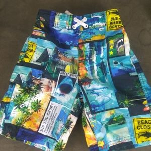Op swim shorts Trunks Swim suit
